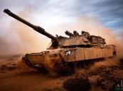 """بالصور.. """"أبرامز"""" الدبابة قاذفة القنابل الخارقة في طريقها للسعودية"""