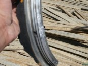 إصابة مقيم بشظايا صاروخ حوثي أُطلق على نجران