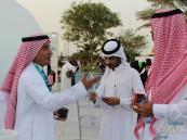 """""""14.000"""" زائر لمنصة بنك """"التنمية الاجتماعية"""" بفعاليات """"هب البراد"""""""