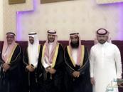 """""""الرحيمان"""" تحتفي بزواج نجلها """"محمد"""""""