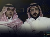 سعود السويلم يعين سلمان المالك نائبًا له ومشرفًا على على الفريق الكروي الأول