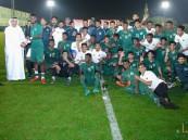 المنتخب السعودي للشباب يحقق بطولة دبي الدولية بعد فوزه على منتخب الإمارات
