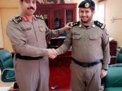 """""""القحطاني"""" إلى رتبة ملازم أول بشرطة محافظة العديد"""