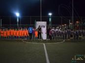 بالصور.. مهرجان أهداف كروية في رابع أيام دورة البطحاء الرياضية