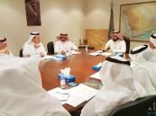 مجلس السياحة بالأحساء يبحث تطوير مسجد جواثى التاريخي