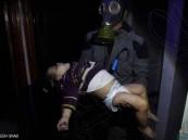 حصيلة جديدة مفزعة لضحايا الهجوم الكيماوي في دوما