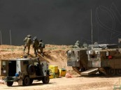 قصف على غزة بعد استهداف جرافة إسرائيلية على الحدود