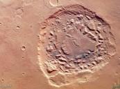 """صورة """"بركان المريخ"""" تحيّر العلماء !!"""