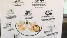 التوعية ضد مرض الجرب برنامج توعوي بتقنية الأحساء