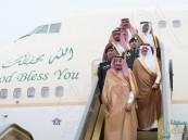 في 17 صورة .. خادم الحرمين الشريفين يصل إلى المنطقة الشرقية قادماً من الرياض