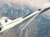 """تحلق دون ضجيج .. """"ناسا"""" تبدأ في تصنيع طائرة ركاب أسرع من الصوت"""