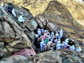 """""""الحج"""" تمنع زيارة جبل النور بسبب المخالفات الشرعية"""