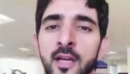"""شاهد.. """"ولي عهد"""" دبي يمتدح الأمير محمد بن سلمان"""