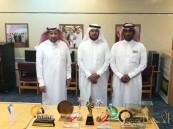 فريق تقييم منظومة الأداء الإشرافي والمدرسي بإبتدائية الامير محمد بن فهد بالهفوف