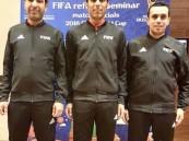 تكليف المرداسي لإدارة مباراة الأهلي والهلال السبت المقبل في الجولة 25
