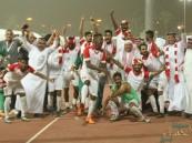 رسميًا .. الوحدة يصعد إلى دوري المحترفين السعودي