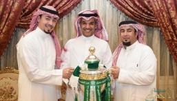 استقالة تركي بن محمد الفيصل .. وماجد النفيعي رئيسًا للنادي الأهلي
