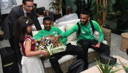 """""""الاتحاد السعودي"""" يسمح للرباعي الدولي بالمشاركة مع الأهلي"""