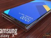 تسريبات تكشف: جالاكسي X هاتف بثلاثة شاشات