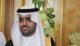 """بالصور.. أسرة الماجد تحتفل بزفاف ابنها """"عبدالله """""""