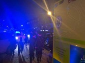 لندن.. عشرات المصابين بانفجار في احتفال يهودي