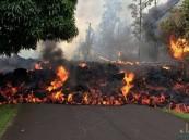 """هاواي.. الغضب البركاني يهدد """"آخر طريق هروب"""" !!"""