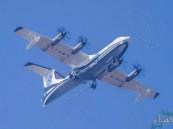 """الصين تصنع أضخم طائرة ركاب """"برمائية"""" في العالم"""