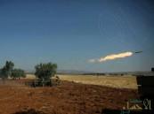 صواريخ صهيونية تسهدف مواقع عسكرية داخل الأراضي السورية