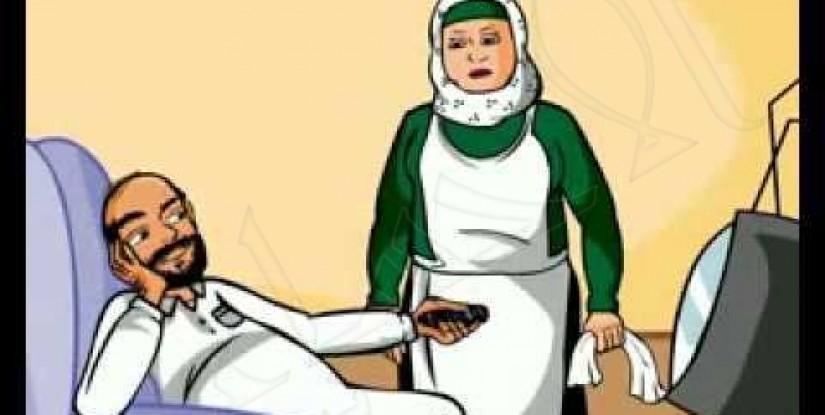 """سألنا بعض أهالي الأحساء: هل تشارك زوجتك في """"أعمال المنزل"""" وهذا كان ردهم!!"""