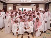 ولي العهد يستقبل لاعبو المنتخب ، وآل الشيخ: لقاء ولي العهد بلاعبي الأخضر أغلى وسام