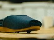 شاهد… أحذية ذاتية الحركة تستطيع أن تركن نفسها بنفسها