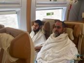 بالصور.. قطار الحرمين يواصل رحلاته المجانية من مكة إلى المدينة