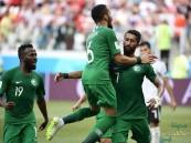 بالصور ..على حساب مصر المنتخب السعودي يحقق الفوز الأول عربياً في المونديال