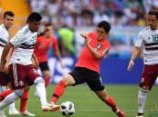 المكسيك تتغلب على كوريا الجنوبية بهدفين مقابل هدف