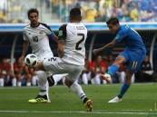 منتخب البرازيل يفوز على كوستاريكا بهدفين دون مقابل
