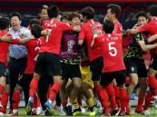 كوريا الجنوبية تُقصي بطل العالم المانيا من المونديال بعد فوزها بهدفين دون رد