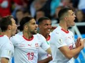 """""""سويسرا"""" تقتنص فوزا ثمينا من أمام """"صربيا"""" بهدفين لهدف"""