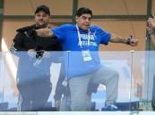 """مارادونا يعرض مكافأة مالية للكشف عن """"موته"""""""