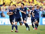 بالصور .. اليابان تستغل النقص العددي لكولومبيا وتفوز عليها بهدفين لهدف
