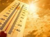 """""""الأحساء """".. درجة الحرارة قد تصل إلى 50 درجة مئوية الخميس"""