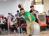 آل الشيخ يظفر بثالث بطولة هونج كونج الدولية للبولينج