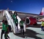 اللجنة المنظمة لكأس العالم تعتذر للاتحاد السعودي عن الخلل الذي ألم بطائرة المنتخب في رحلته إلى روستوف