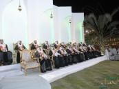 بالصور… الرميلة تحتفل بزفاف 82 عريس وعروسة ضمن مهرجان الزواج الجماعي 25