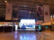 شاهد بالفيديو .. العثيم مول يجهز شاشة عرض عملاقة لكأس العالم 2018