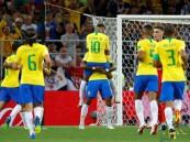 البرازيل تتصدر مجموعتها وتتأهل لدور الـ16 لتلاقي المكسيك