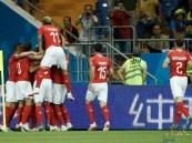 بالصور .. سويسرا تحبط البرازيل وتنجح في الخروج بنقطة التعادل