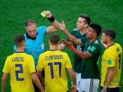 بعد فوزها بنتيجة كبيرة ، السويد تتأهل متصدرة المجموعة برفقة المكسيك إلى دور 16