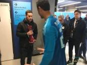 """حارس مصر """"الشناوي"""" يرفض استلام جائزة أفضل لاعب .. تعرف على السبب"""