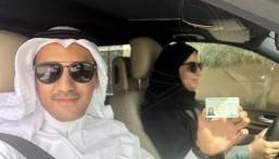 """""""المدام توصلني الدوام"""".. هكذا افتخر سعودي من الأحساء بزوجته"""