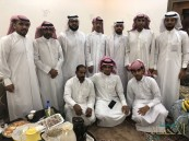 """أسرة """"بوهلاء"""" تحتفل بعقد قران أبنائها """"بخيت"""" و """"حمد"""""""